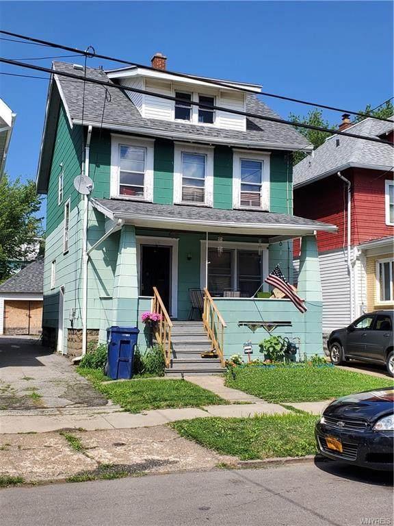 14 Gallatin Avenue, Buffalo, NY 14207 (MLS #B1281045) :: BridgeView Real Estate Services