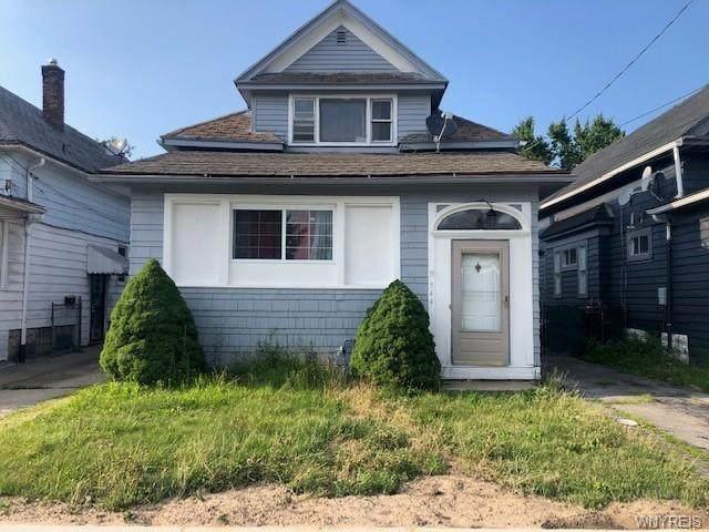 544 Highgate Avenue, Buffalo, NY 14215 (MLS #B1281185) :: BridgeView Real Estate Services