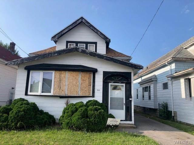 538 Highgate Avenue, Buffalo, NY 14215 (MLS #B1281202) :: BridgeView Real Estate Services