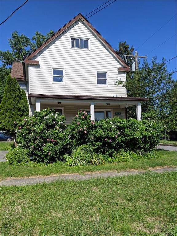 208 West Avenue, Ridgeway, NY 14103 (MLS #B1282298) :: Lore Real Estate Services