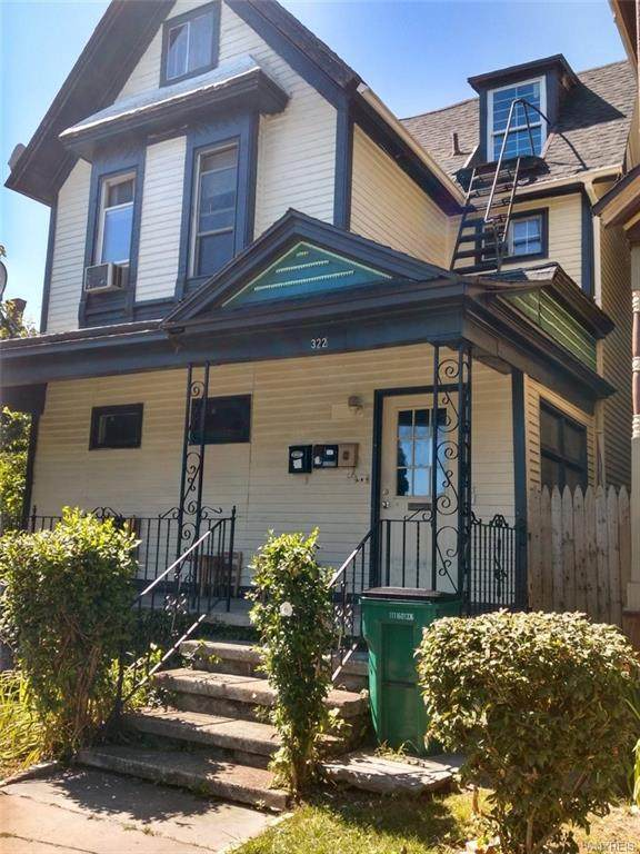 322 Pennsylvania Street, Buffalo, NY 14201 (MLS #B1282537) :: Mary St.George | Keller Williams Gateway