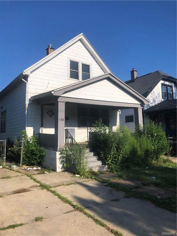 198 Roslyn Street, Buffalo, NY 14215 (MLS #B1282790) :: Lore Real Estate Services