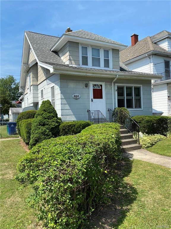 202 Englewood Avenue, Buffalo, NY 14214 (MLS #B1282811) :: BridgeView Real Estate Services