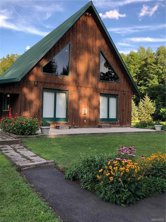 6249 Gibsonville Road, Leicester, NY 14481 (MLS #B1283065) :: MyTown Realty