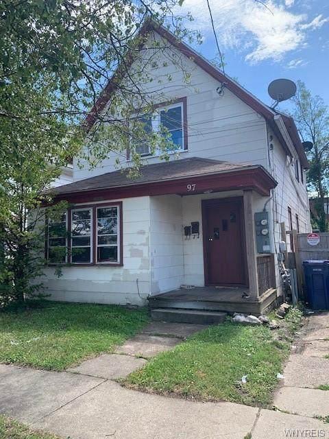 97 Sayre Street, Buffalo, NY 14207 (MLS #B1283696) :: Robert PiazzaPalotto Sold Team