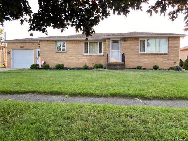 86 Ansley Court, West Seneca, NY 14224 (MLS #B1284586) :: 716 Realty Group