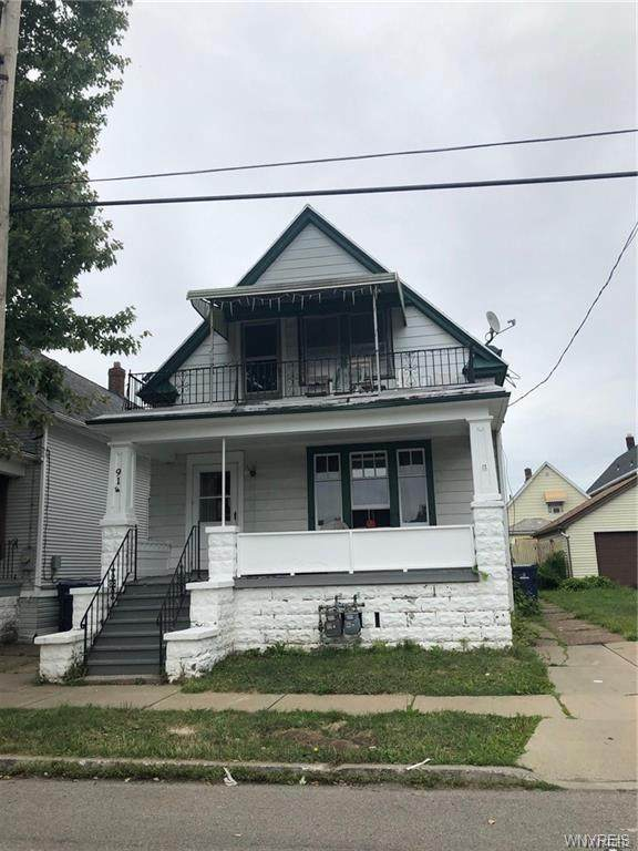 91 Cable Street, Buffalo, NY 14206 (MLS #B1284606) :: BridgeView Real Estate Services