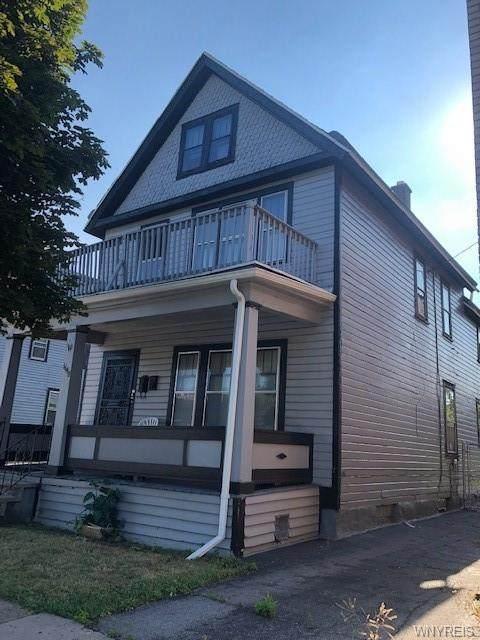 1648 Fillmore Avenue, Buffalo, NY 14211 (MLS #B1285700) :: 716 Realty Group