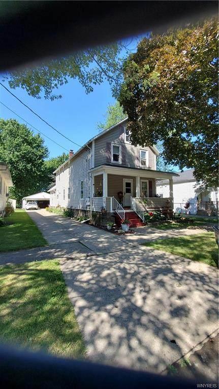 114 Kohler Street, Tonawanda-City, NY 14150 (MLS #B1285979) :: 716 Realty Group