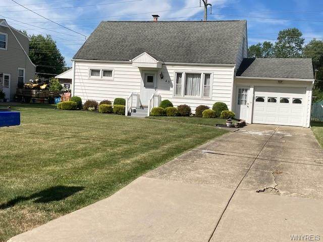 43 Iroquois Drive, Orchard Park, NY 14127 (MLS #B1286069) :: 716 Realty Group