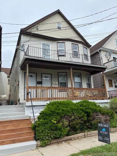 278 Carolina Street, Buffalo, NY 14201 (MLS #B1286442) :: Lore Real Estate Services
