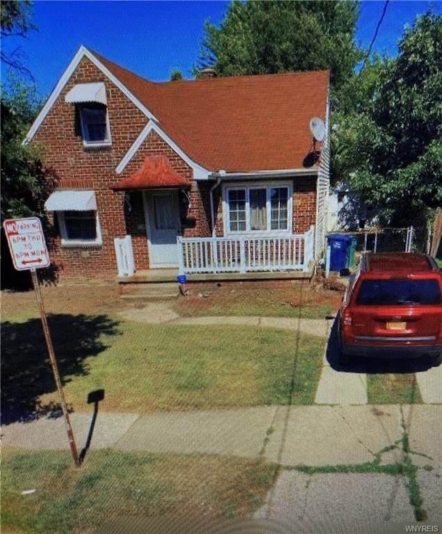 99 Forman Street, Buffalo, NY 14211 (MLS #B1286644) :: Lore Real Estate Services