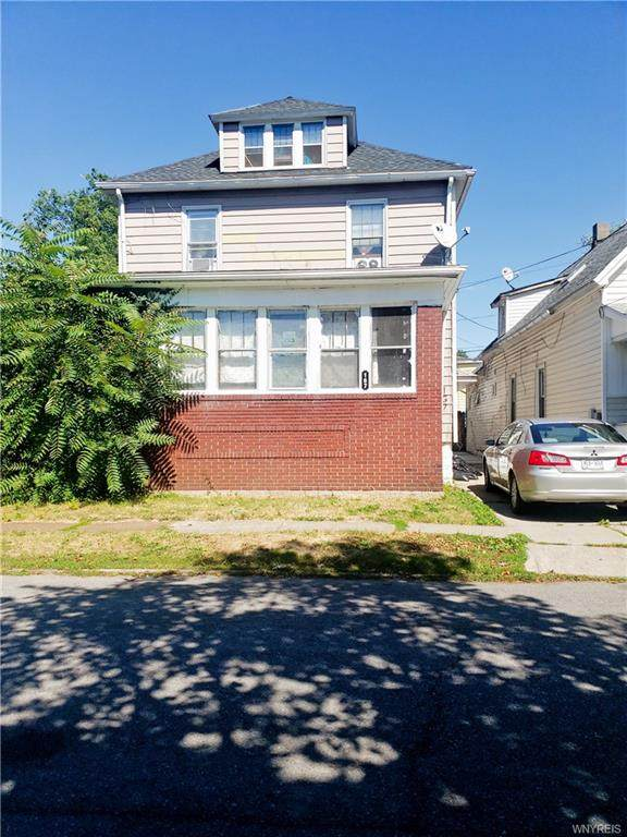 167 Gorton St, Buffalo, NY 14207 (MLS #B1287831) :: Robert PiazzaPalotto Sold Team