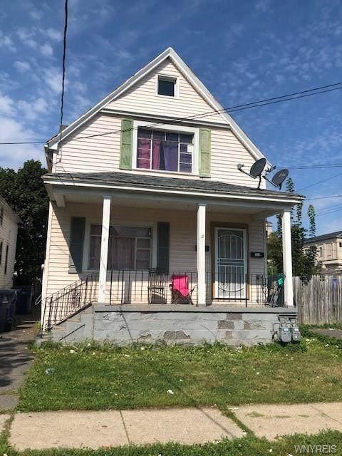 108 Roebling Avenue, Buffalo, NY 14215 (MLS #B1288505) :: Lore Real Estate Services