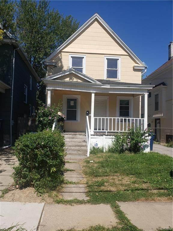 60 Mayer Ave, Buffalo, NY 14207 (MLS #B1288758) :: Robert PiazzaPalotto Sold Team