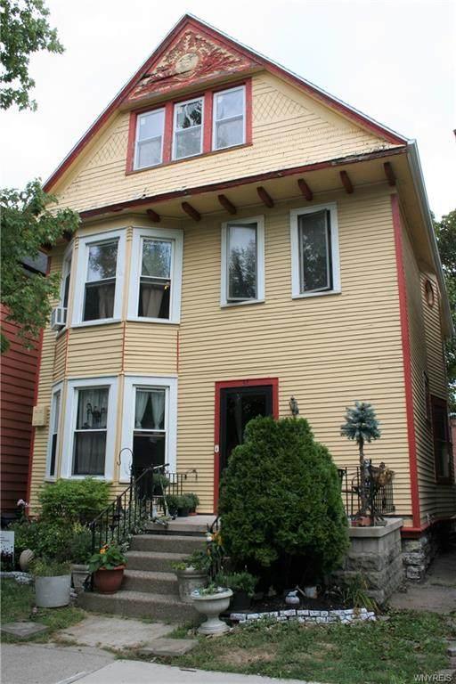 57 Ketchum Place, Buffalo, NY 14213 (MLS #B1289745) :: Robert PiazzaPalotto Sold Team