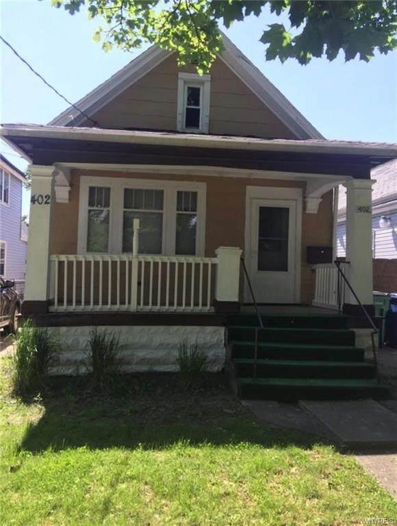 402 Benzinger Street, Buffalo, NY 14206 (MLS #B1289884) :: Lore Real Estate Services