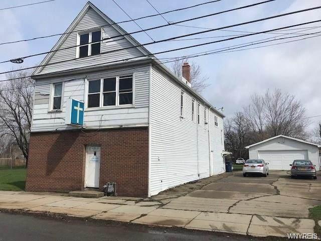 460 Elk Street, Buffalo, NY 14210 (MLS #B1290610) :: Robert PiazzaPalotto Sold Team