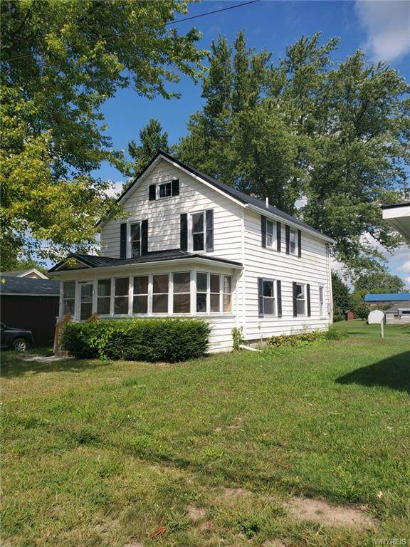 2177 Judge Road, Alabama, NY 14125 (MLS #B1290694) :: Lore Real Estate Services