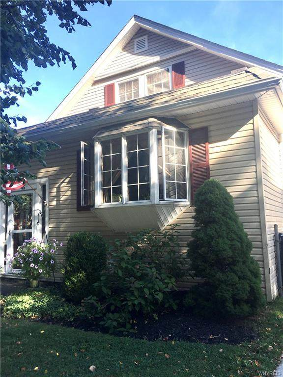 45 Rutland Street, Buffalo, NY 14220 (MLS #B1291371) :: Lore Real Estate Services