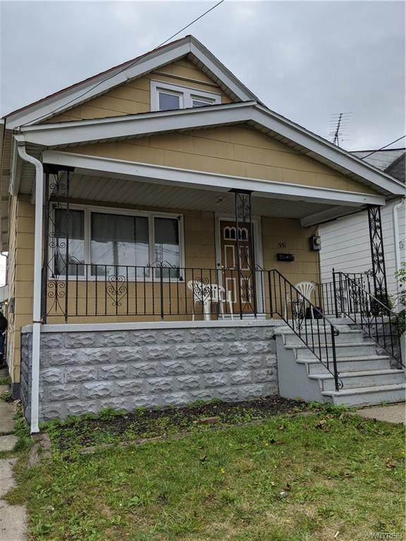 551 Hewitt Avenue, Buffalo, NY 14215 (MLS #B1292398) :: Lore Real Estate Services