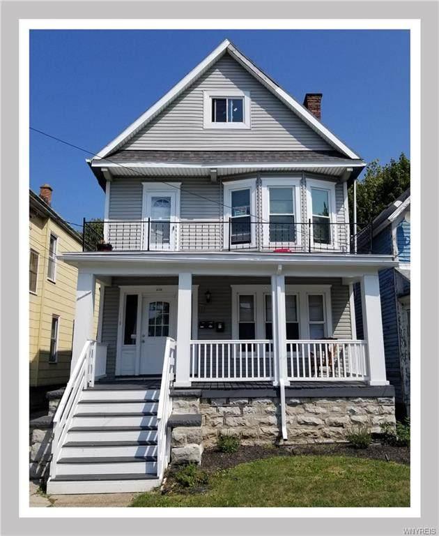 172 Albany Street, Buffalo, NY 14213 (MLS #B1292879) :: MyTown Realty