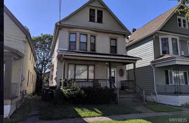 56 Shepard Street, Buffalo, NY 14212 (MLS #B1292922) :: BridgeView Real Estate Services