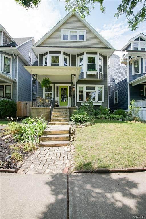 764 Ashland Avenue, Buffalo, NY 14222 (MLS #B1293218) :: Lore Real Estate Services