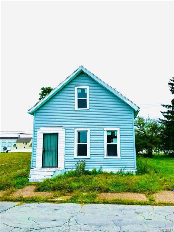 24 George Street, Buffalo, NY 14204 (MLS #B1293381) :: Lore Real Estate Services