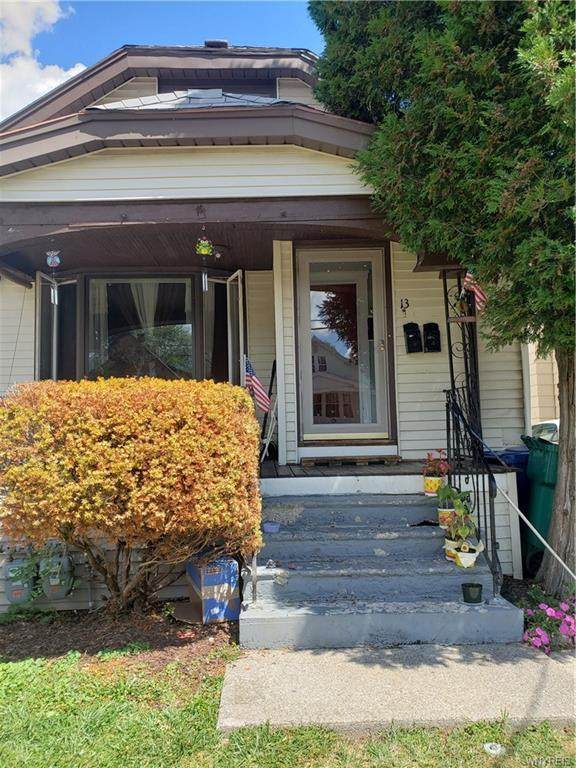 13 Ross Avenue, Buffalo, NY 14207 (MLS #B1293832) :: Lore Real Estate Services
