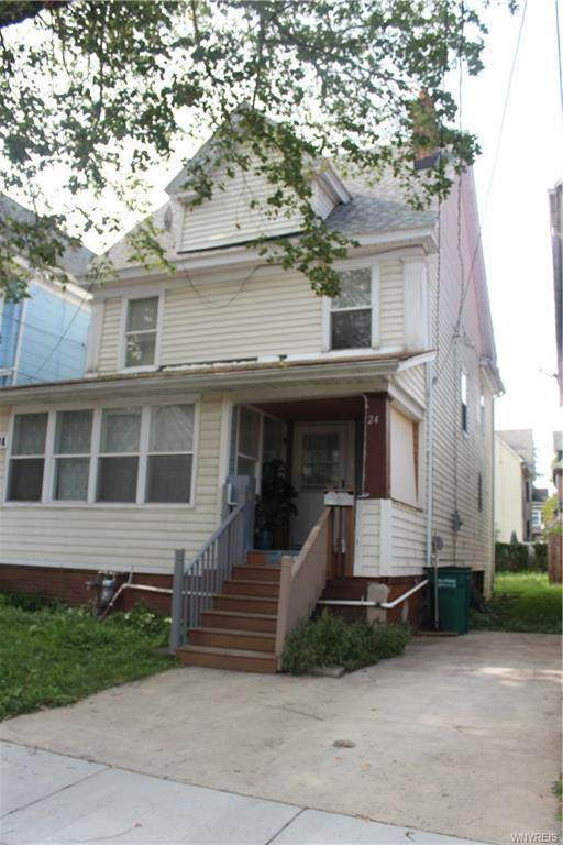 24 Norman Avenue, Buffalo, NY 14210 (MLS #B1294108) :: Lore Real Estate Services