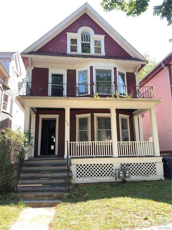729 Ashland Avenue, Buffalo, NY 14222 (MLS #B1294294) :: MyTown Realty
