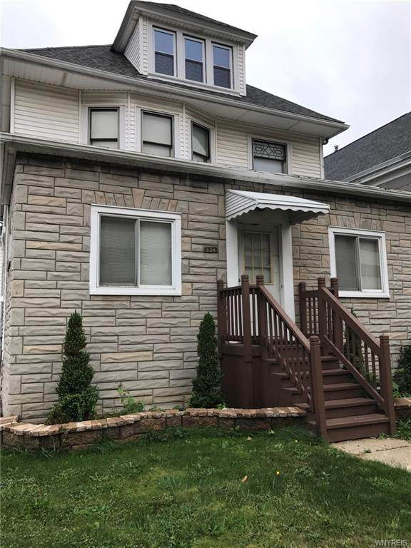 534 Abbott Rd Road, Buffalo, NY 14220 (MLS #B1294328) :: Lore Real Estate Services