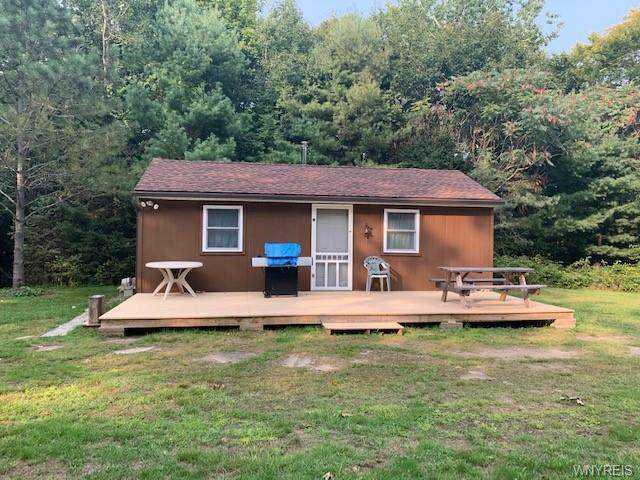 off Knights Creek Road, Scio, NY 14880 (MLS #B1294478) :: TLC Real Estate LLC