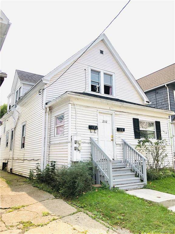 232 Laird Avenue, Buffalo, NY 14207 (MLS #B1294500) :: Robert PiazzaPalotto Sold Team
