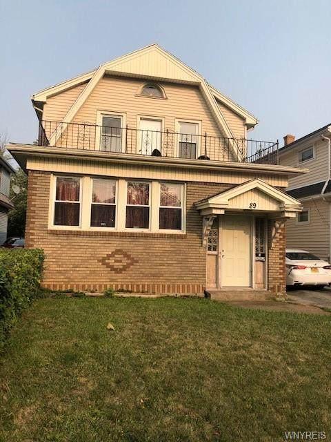 89 Leonard Street, Buffalo, NY 14215 (MLS #B1294990) :: Lore Real Estate Services