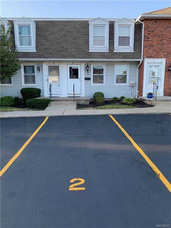 2 The Courtyards #2, Amherst, NY 14221 (MLS #B1295157) :: 716 Realty Group