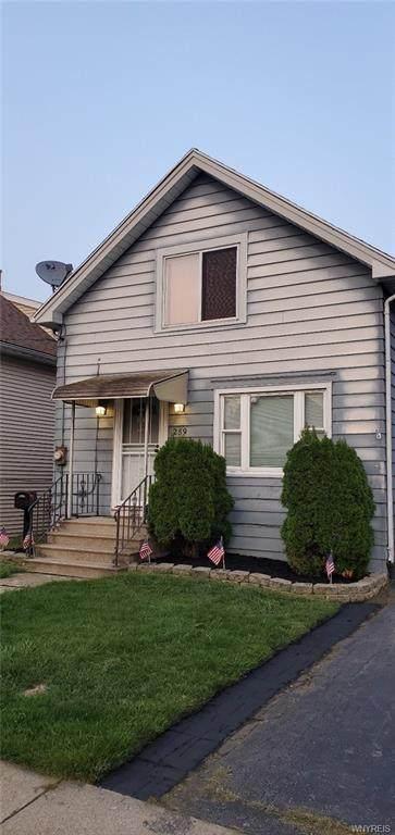 259 Davey Street, Buffalo, NY 14206 (MLS #B1295244) :: Lore Real Estate Services