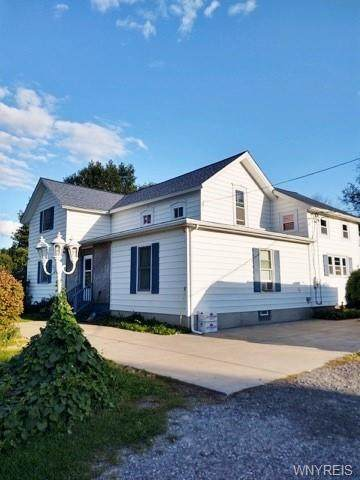 4280 Willow Road, Wilson, NY 14172 (MLS #B1295536) :: Robert PiazzaPalotto Sold Team