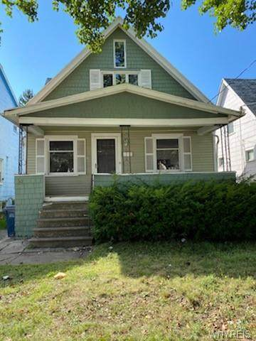 110 Poultney Avenue, Buffalo, NY 14215 (MLS #B1295634) :: Lore Real Estate Services