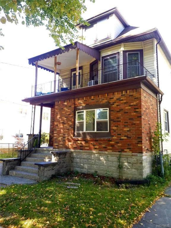 44 Gold Street, Buffalo, NY 14206 (MLS #B1295710) :: Lore Real Estate Services