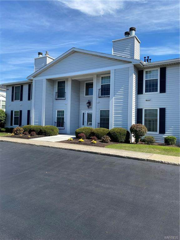 640 Youngs Road G, Amherst, NY 14221 (MLS #B1295735) :: Robert PiazzaPalotto Sold Team