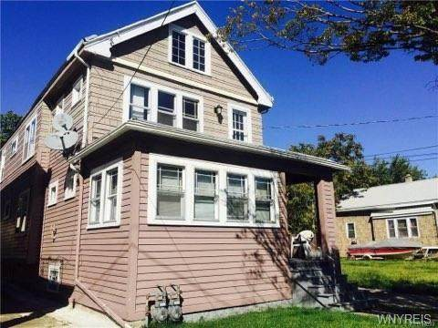 436 Berkshire Avenue, Buffalo, NY 14215 (MLS #B1295776) :: Lore Real Estate Services