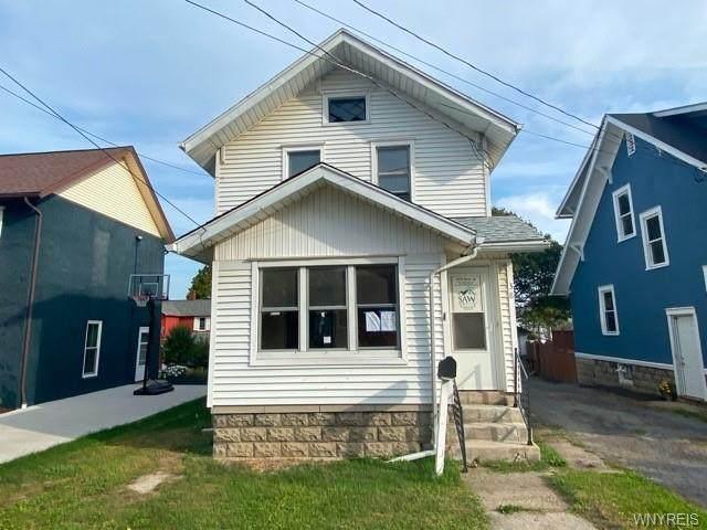 38 Eckerson Avenue, Newstead, NY 14001 (MLS #B1296752) :: BridgeView Real Estate Services