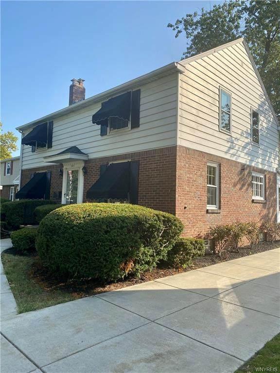 241 Delaware Rd, Tonawanda-Town, NY 14217 (MLS #B1296847) :: 716 Realty Group