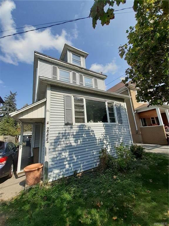 2222 South Avenue, Niagara Falls, NY 14305 (MLS #B1296942) :: BridgeView Real Estate Services