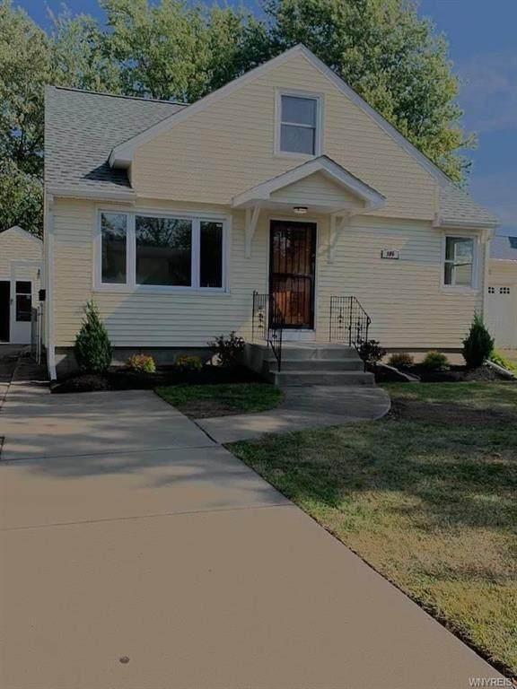 105 Saint Johns Avenue, Tonawanda-Town, NY 14223 (MLS #B1297174) :: 716 Realty Group