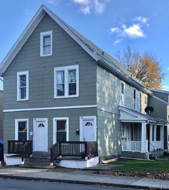 1418 Kenmore Avenue, Buffalo, NY 14216 (MLS #B1298089) :: Avant Realty