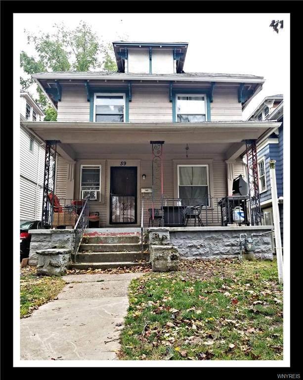 59 Hedley Place, Buffalo, NY 14208 (MLS #B1298875) :: Robert PiazzaPalotto Sold Team