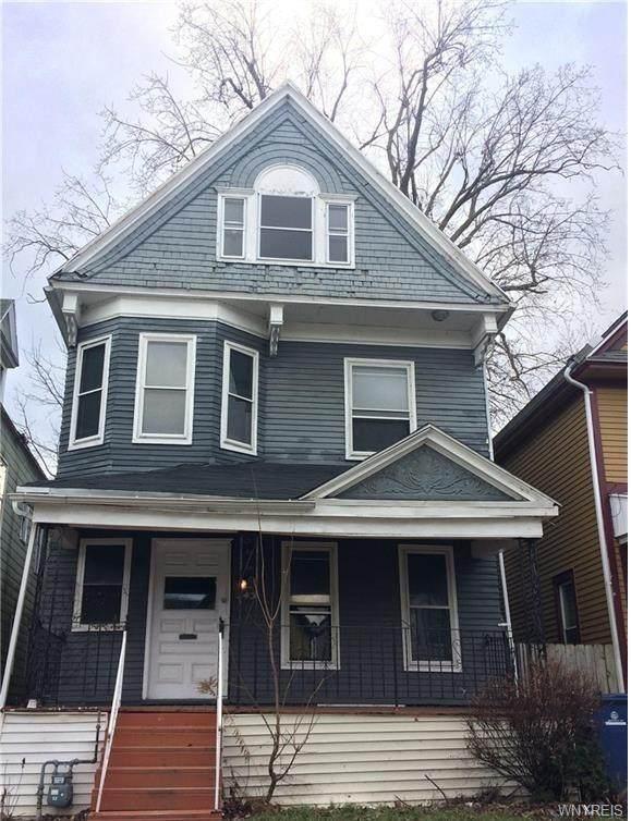 243 Laurel Street, Buffalo, NY 14208 (MLS #B1299202) :: MyTown Realty